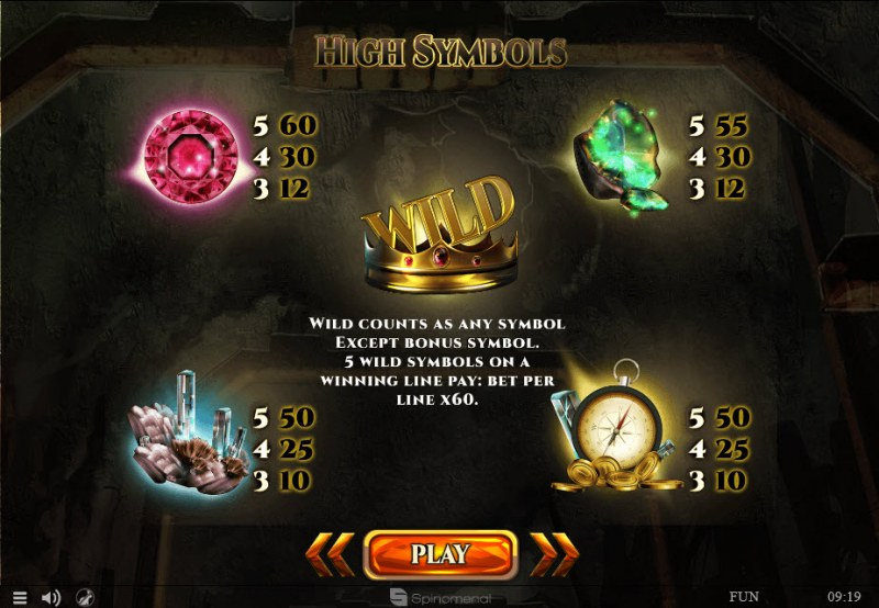 Mines of Gold :: How To Play