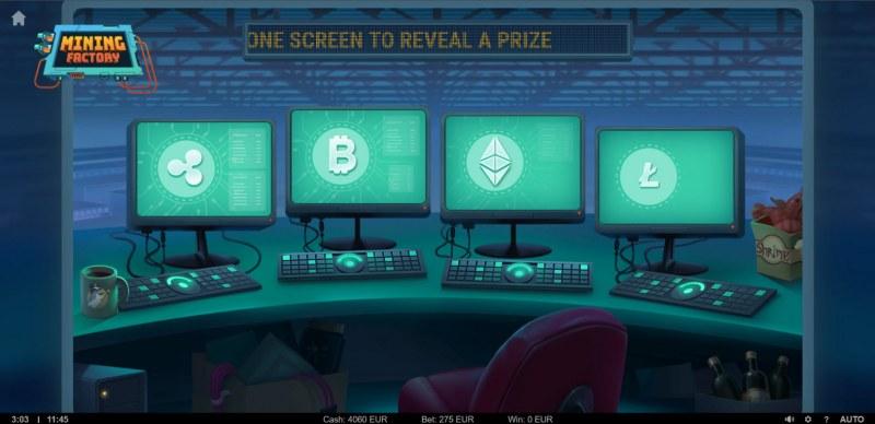 Mining Factory :: Choose a screen