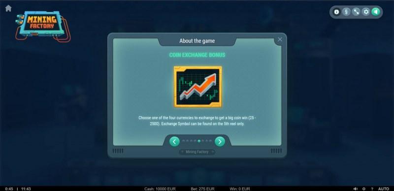 Mining Factory :: Bonus Feature