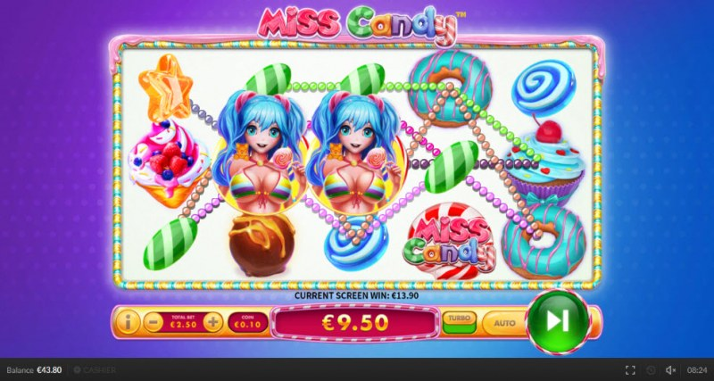 Miss Candy :: Multiple winning combinations