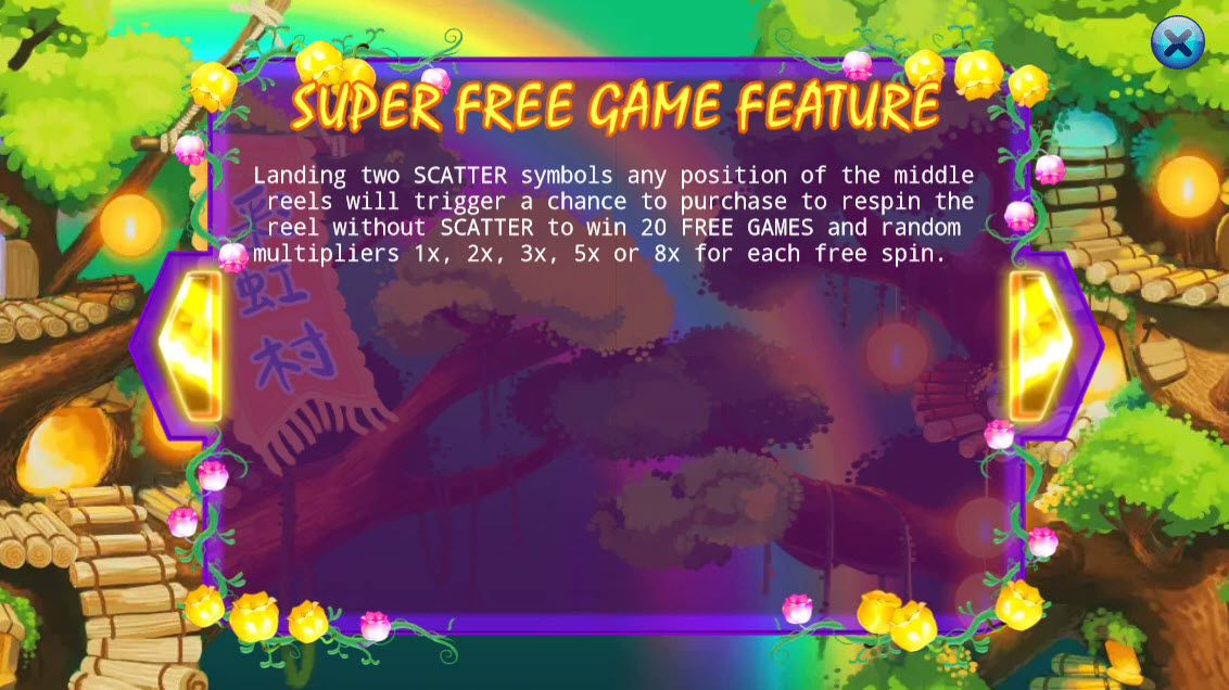 Miss Tiger :: Super Free Game Feature
