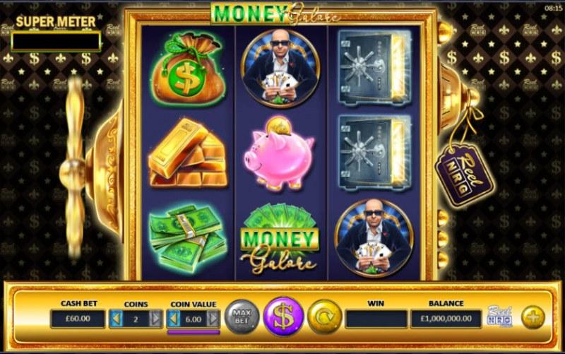 Money Galore :: Main Game Board