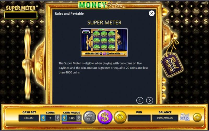 Money Galore :: Super Meter