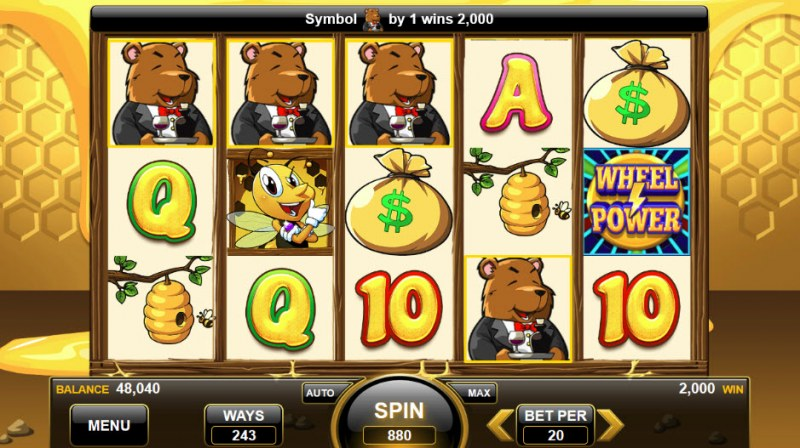 Money Honey :: Three of a kind