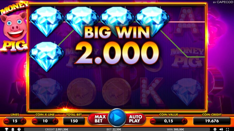 Money Pig :: Big Win