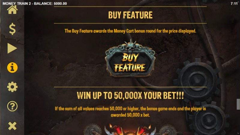 Money Train 2 :: Buy Feature