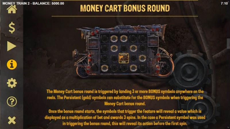 Money Train 2 :: Bonus Game Rules