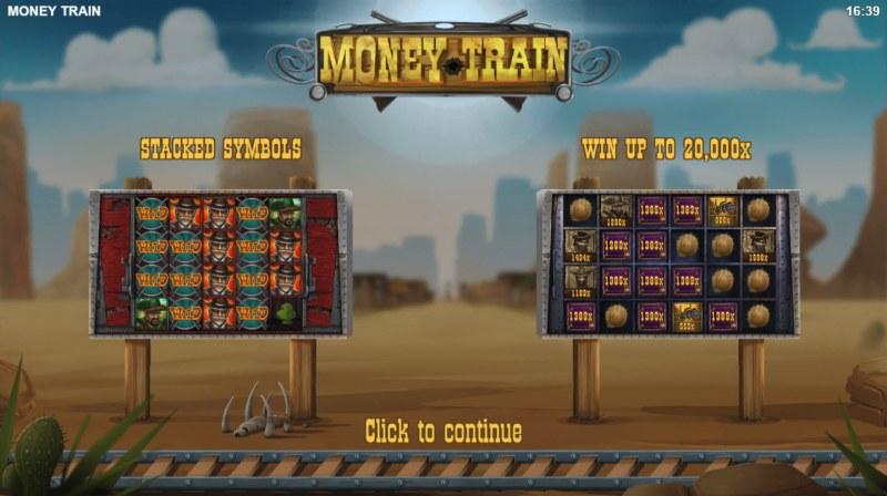 Money Train :: Introduction