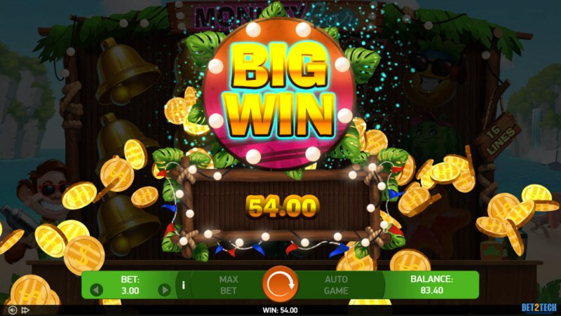 Monkey Bar :: Big Win
