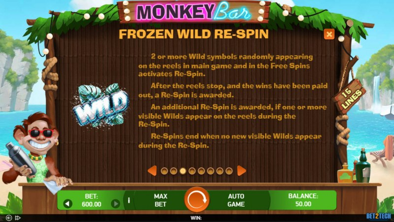 Monkey Bar :: Frozen Wild Re-Spin