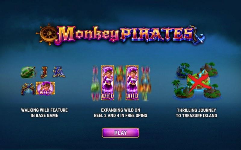 Monkey Pirates :: Introduction