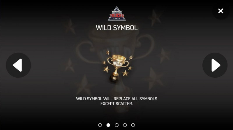 Monster Trucks :: Wild Symbols Rules