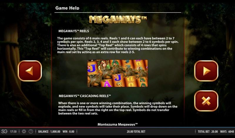 Montezuma Megaways :: Megaways