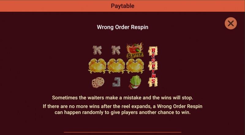 Moodie Foodie :: Wrong Order Respin