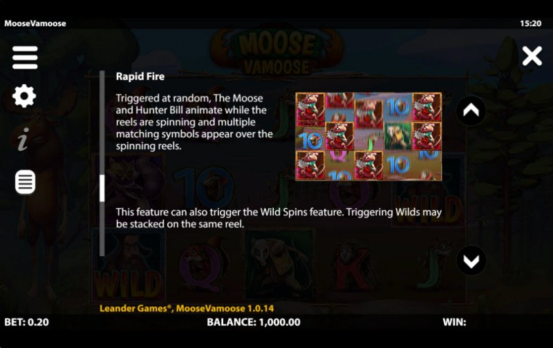 Moose Vamoose :: Bonus Feature