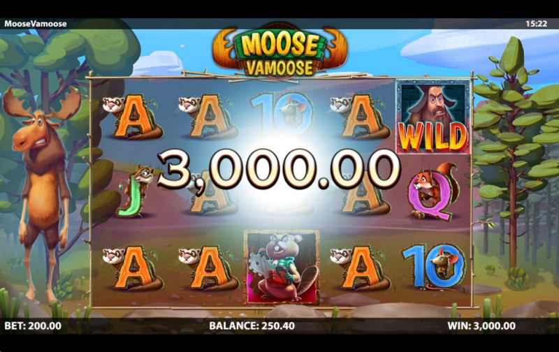 Moose Vamoose :: Big Win