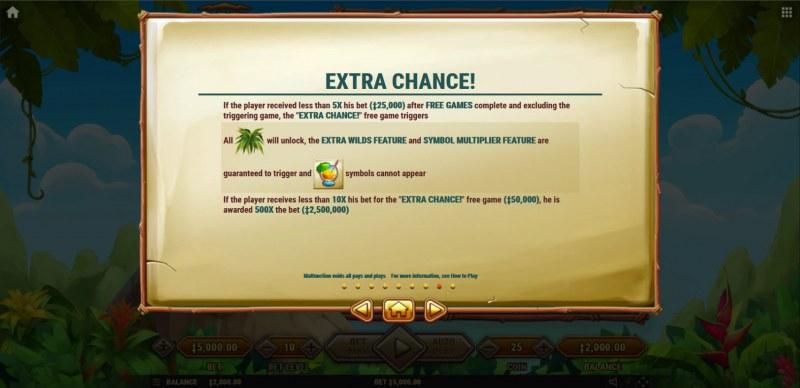 Mount Mazuma :: Extra Chances