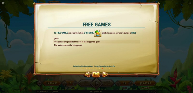 Mount Mazuma :: Free Game Rules