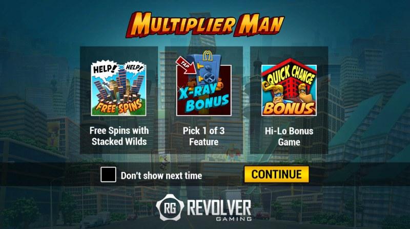 Multiplier Man :: Introduction