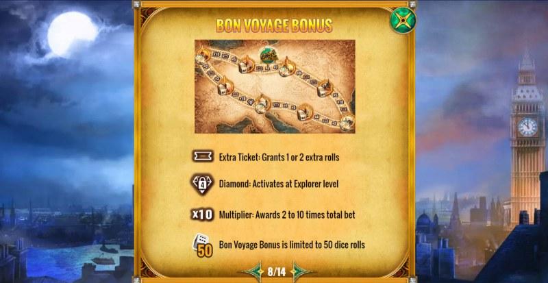 Mystery Express :: Bon Voyage Bonus