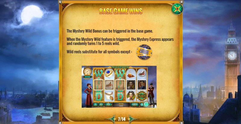 Mystery Express :: Bonus Feature