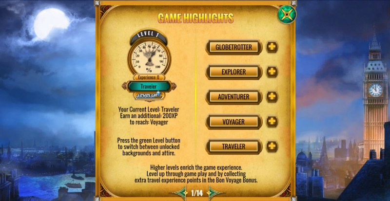 Mystery Express :: Game Highlights