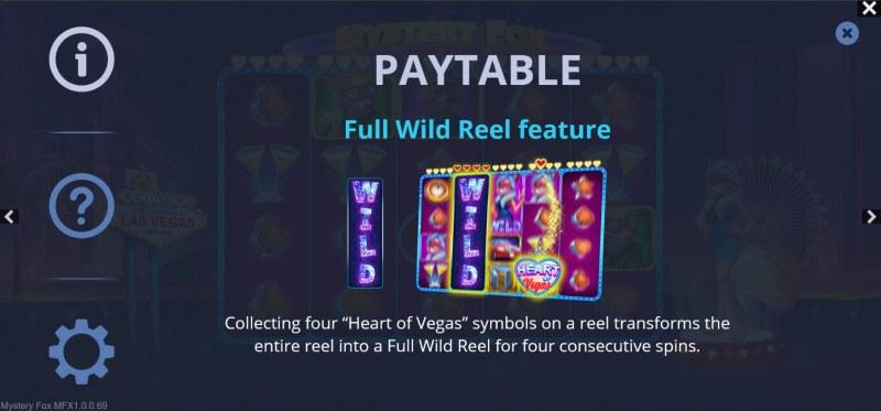 Mystery Fox :: Full Wild Reel Feature