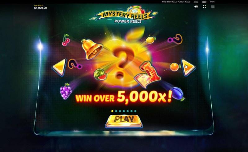 Mystery Reels Power Reels :: Win Over 5,000x