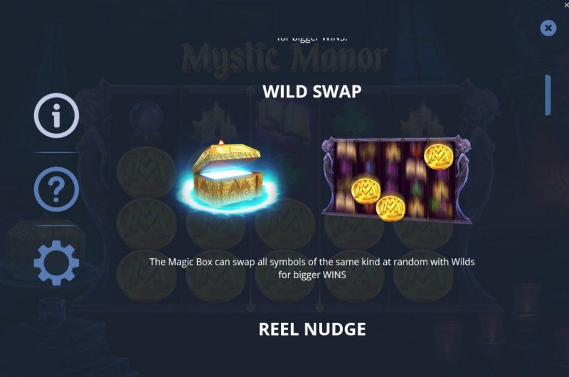 Mystic Manor :: Wild Swap