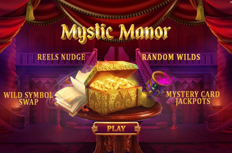Mystic Manor :: Introduction