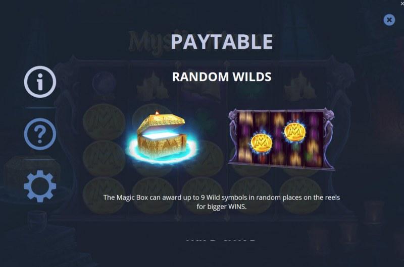 Mystic Manor :: Random Wilds