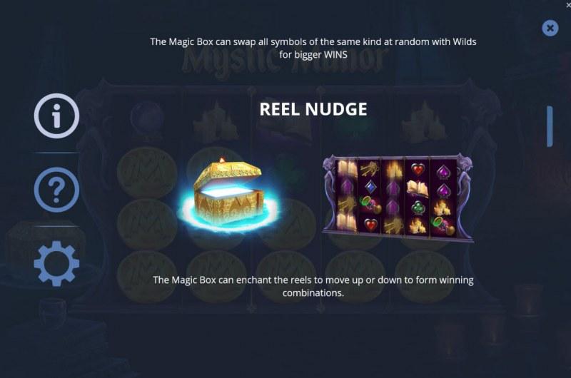Mystic Manor :: Reel Nudge