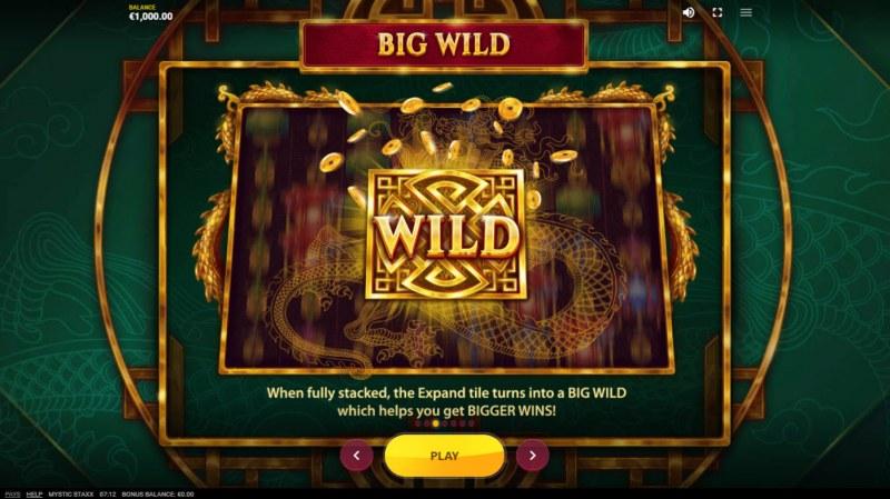 Mystic Staxx :: Big Wild