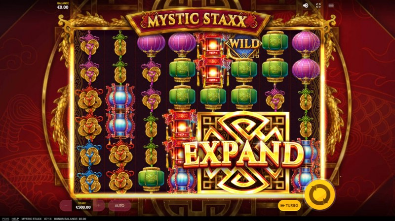 Mystic Staxx :: Expansion Feature triggered