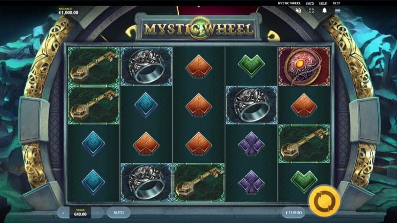 Mystic Wheel :: Main Game Board