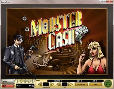 Play slots at Sun Play: Sun Play featuring the Video Slots Mobster Cash with a maximum payout of $90,000