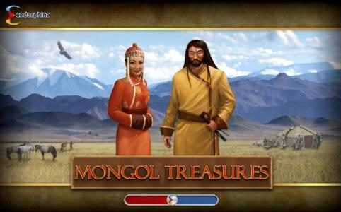 Play slots at Noxwin: Noxwin featuring the Video Slots Mongol Treasures with a maximum payout of $500,000