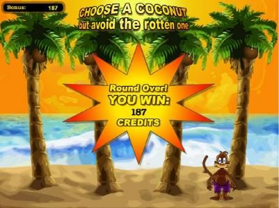 BetOnline featuring the Video Slots Monkey Money with a maximum payout of $25,000