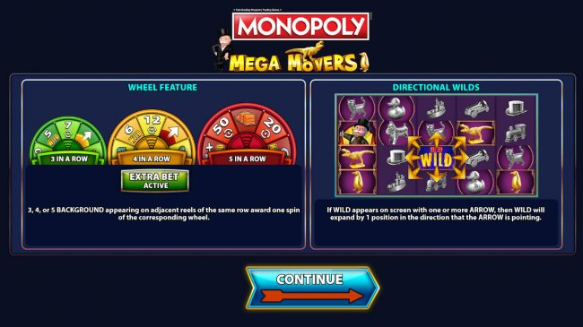 Monopoly Mega Movers :: Introduction