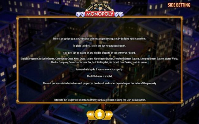 Monopoly Once Around Deluxe :: Once Around Deluxe game rules and how to play - continued.