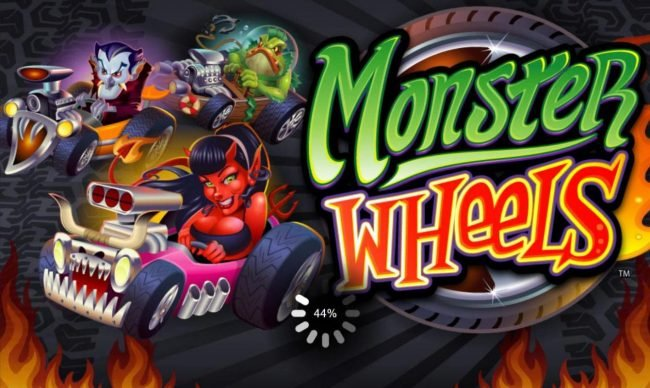 Play slots at Crystal: Crystal featuring the Video Slots Monster Wheels with a maximum payout of $115,000