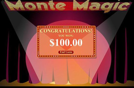 Play slots at Red Stag: Red Stag featuring the Video Slots Monte Magic with a maximum payout of $24,000