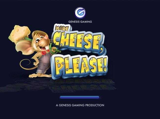 Splash screen - game loading - Cat and Mouse Theme