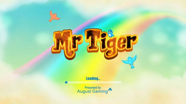 Play slots at Ego Casino: Ego Casino featuring the Video Slots Mr Tiger with a maximum payout of $100,000
