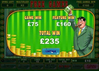 Mr. Cash Back :: free games bonus recap