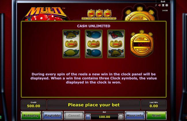 Cash Unlimited