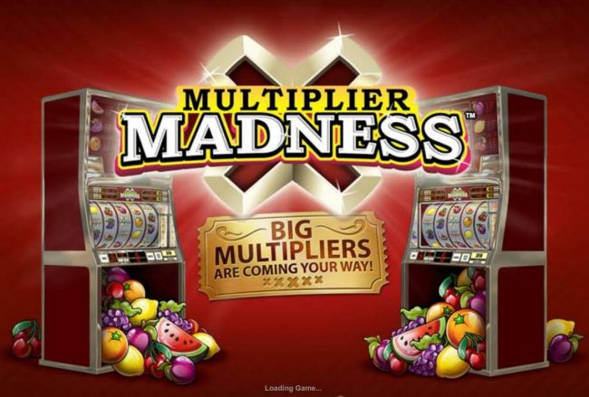 AC Casino featuring the Video Slots Multiplier Madness with a maximum payout of Jackpot