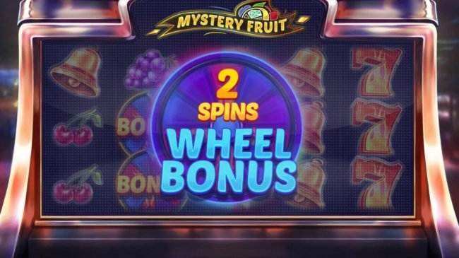 Clover Casino featuring the Video Slots Mystery Fruit with a maximum payout of $25,000