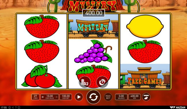 Mystery Jack :: A winning three of a kind
