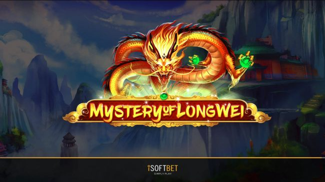 Mongoose Casino featuring the Video Slots Mystery of Long Wei with a maximum payout of $40,000